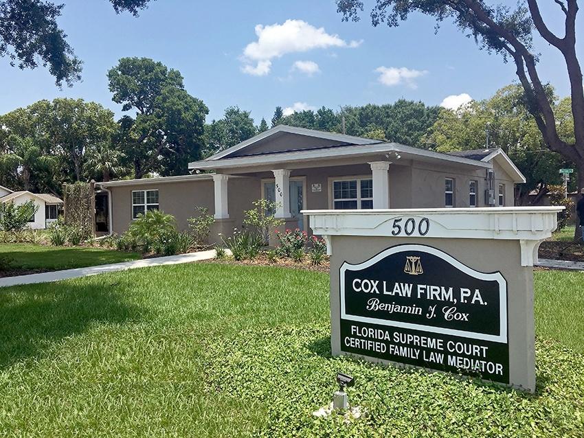 Cox Law Firm, Tavares, FL